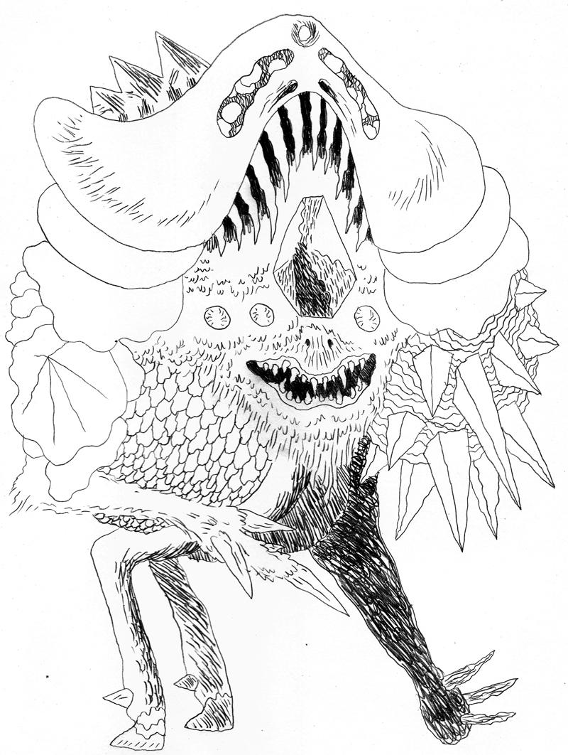 Hypermorph - Bathanklyopod