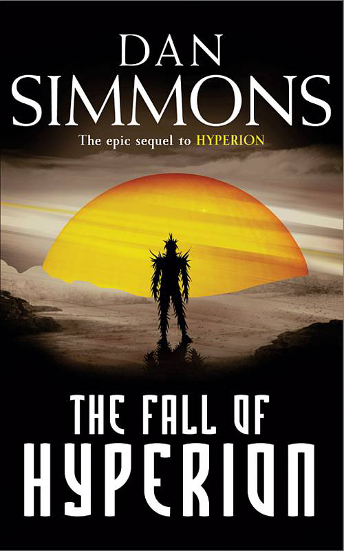 Cover of The Fall of Hyperion by Dan Simmons