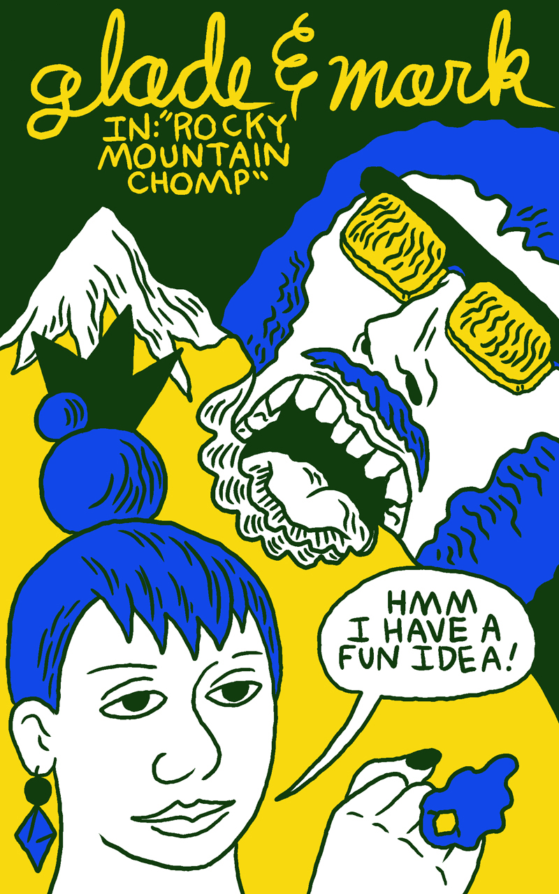 Rocky Mountain Chomp cover