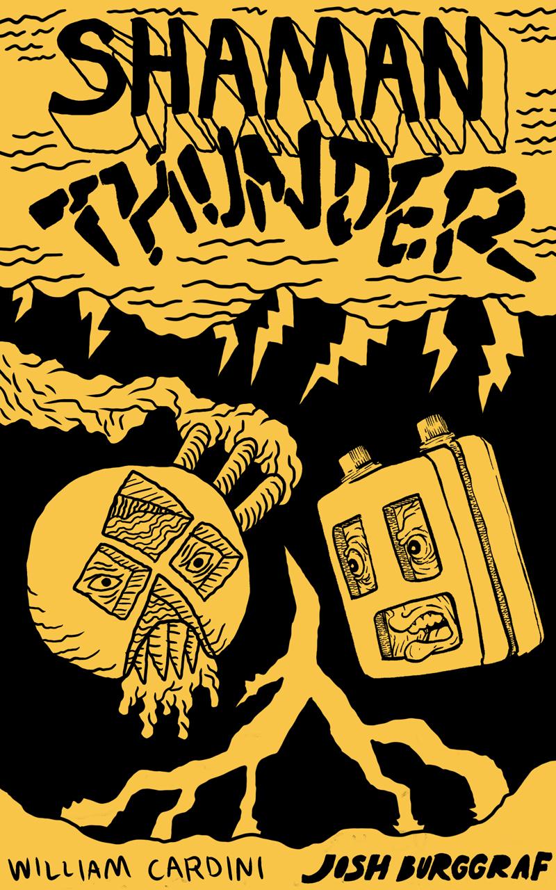 Shaman Thunder cover