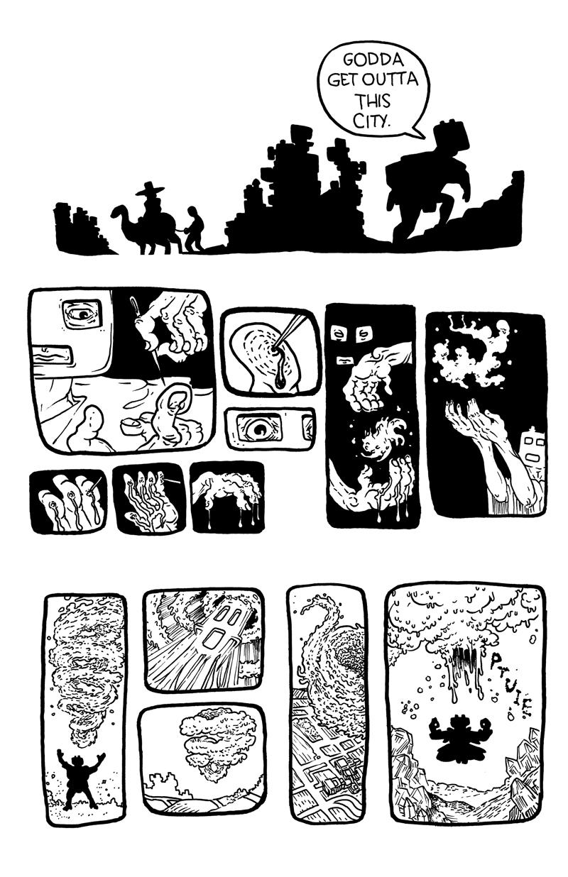 Shaman Thunder page 4
