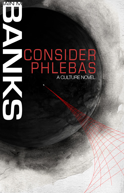 Consider Phlebas speculative cover by Luke John Frost