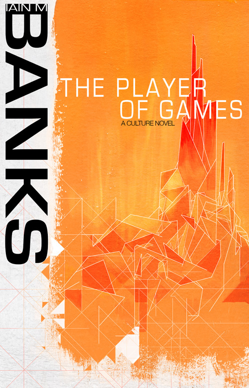 Player of Games speculative cover by Luke John Frost