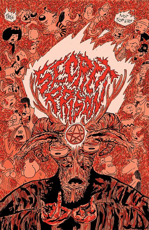 Secret Prison 666 cover