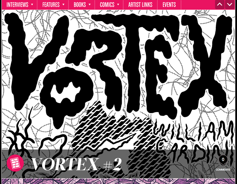 Vortex #2 preview screenshot from Squidface & the Meddler