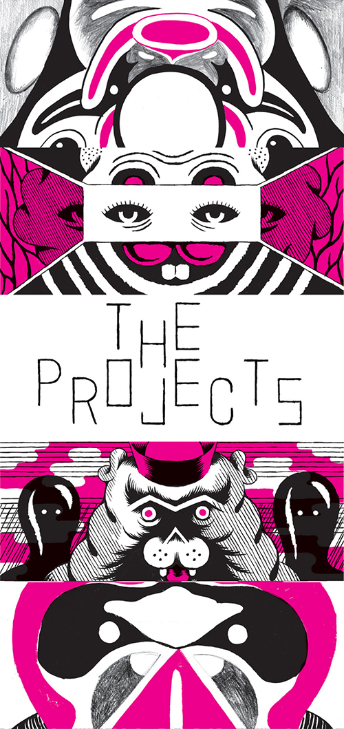 The Projects poster