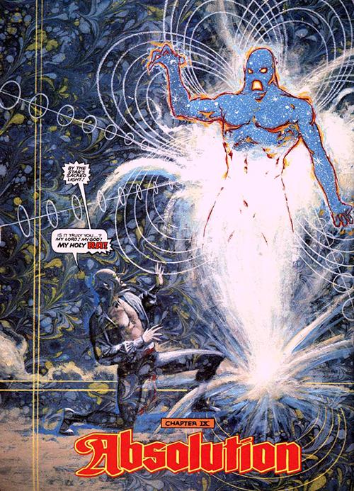 Metamorphic Odyssey by Jim Starlin
