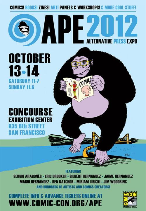 APE 2012 Flyer