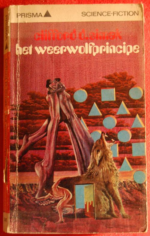 Het Weerwolfprincipe, Dutch Translation of The Werewolf Principle by Clifford D Simak