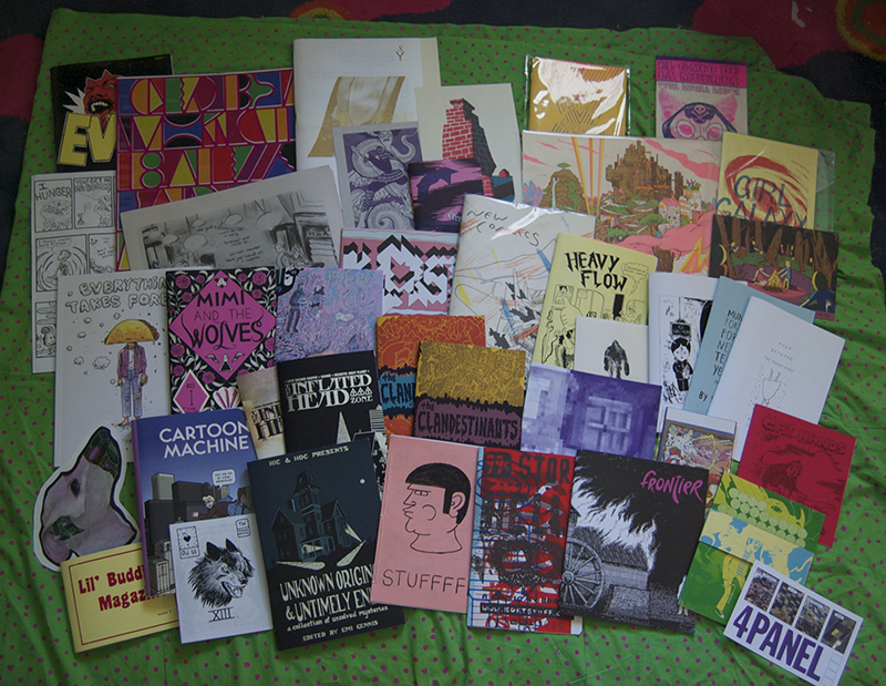 William Cardini TCAF haul