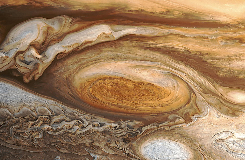 The Great Red Spot of Jupiter